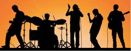 Live band photo