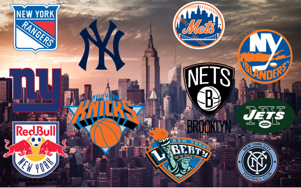New york sports teams logo